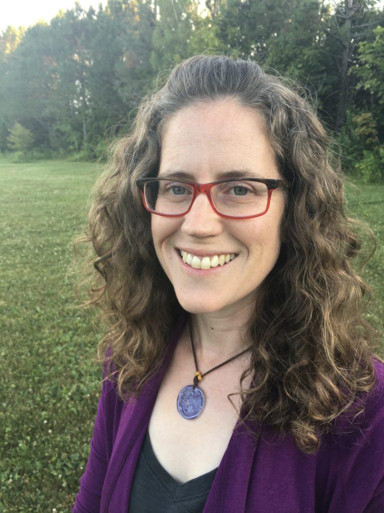 Headshot of Laura Alary